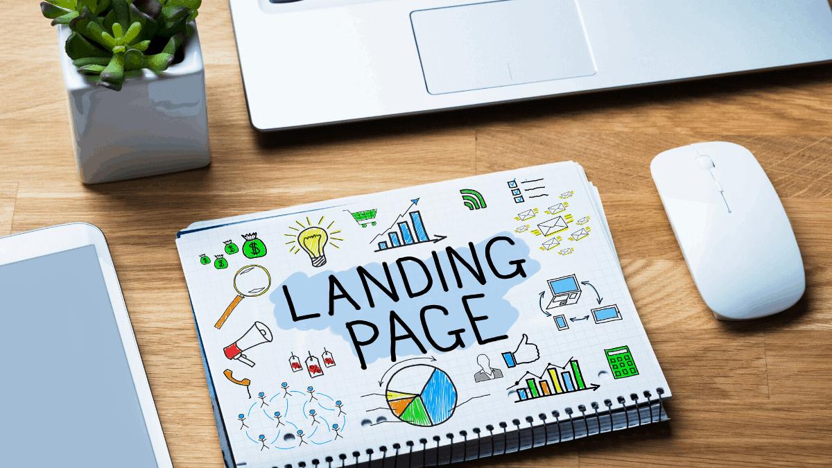 Landing page - czym jest i do czego służy?